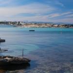Es Pujols, Formentera, Spanien