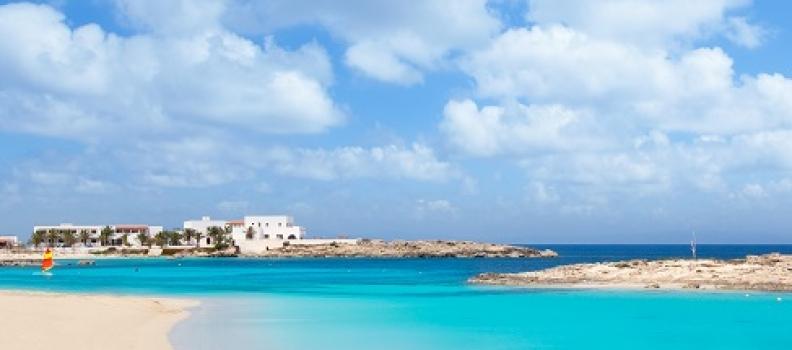 Moverse en Formentera