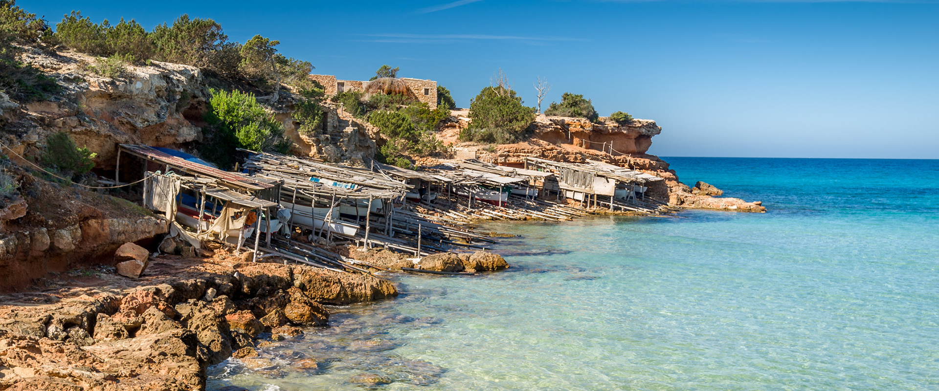 Hotels and More in Cala Saona